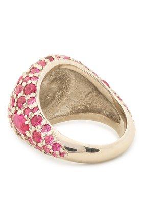 Женское кольцо darina LEVASHOVAELAGINA розового цвета, арт. le/r | Фото 2