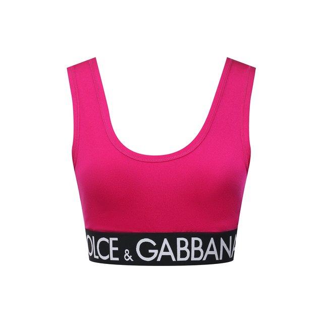 Бра-топ Dolce & Gabbana