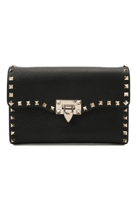 Женская сумка rockstud VALENTINO черного цвета, арт. WW2B0181/VSF | Фото 1