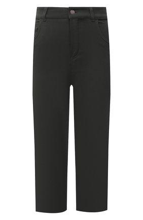 Женские джинсы LORO PIANA темно-зеленого цвета, арт. FAL7315 | Фото 1