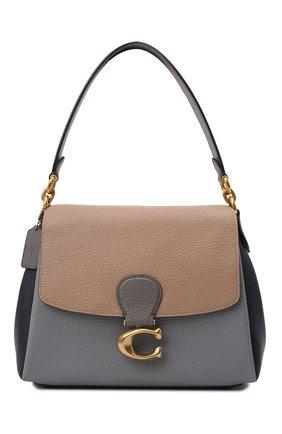 Женская сумка may COACH серого цвета, арт. 4613   Фото 1