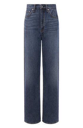 Женские джинсы RAG&BONE синего цвета, арт. WDD21P2786KSML | Фото 1