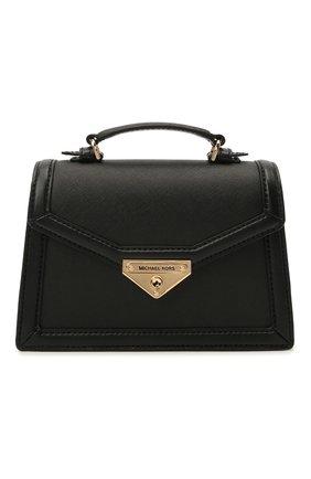 Женская сумка grace small MICHAEL MICHAEL KORS черного цвета, арт. 32T1GGHC2L | Фото 1