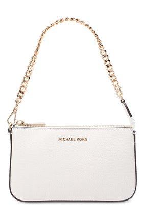 Женская сумка pouches MICHAEL MICHAEL KORS белого цвета, арт. 32F7GFDW6L | Фото 1