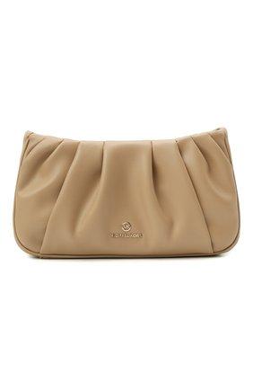 Женская сумка hannah small MICHAEL MICHAEL KORS бежевого цвета, арт. 30T1LNNC1U | Фото 1