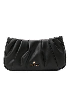 Женская сумка hannah small MICHAEL MICHAEL KORS черного цвета, арт. 30T1GNNC1U | Фото 1