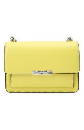 Женская сумка jade MICHAEL MICHAEL KORS желтого цвета, арт. 30S9SJ4L9L | Фото 1
