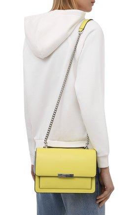 Женская сумка jade MICHAEL MICHAEL KORS желтого цвета, арт. 30S9SJ4L9L | Фото 2