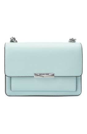 Женская сумка jade MICHAEL MICHAEL KORS голубого цвета, арт. 30S9SJ4L9L | Фото 1