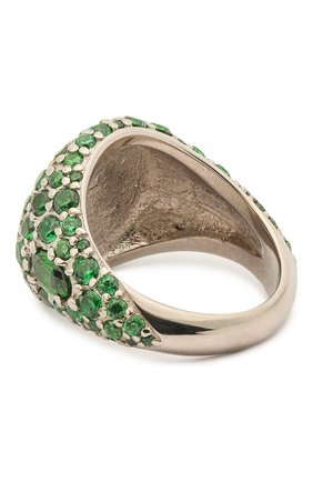 Женское кольцо darina LEVASHOVAELAGINA зеленого цвета, арт. le/r | Фото 2