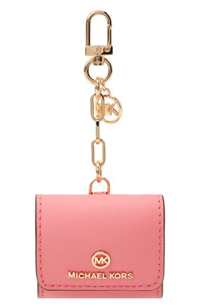 Чехол для airpods MICHAEL MICHAEL KORS розового цвета, арт. 34H0GTML0L | Фото 1