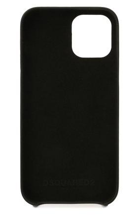 Чехол для iphone 11 pro DSQUARED2 черного цвета, арт. ITM0118 33704457   Фото 2