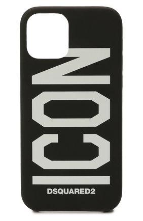 Чехол для iphone 11 pro DSQUARED2 черного цвета, арт. ITM0118 33704319   Фото 1