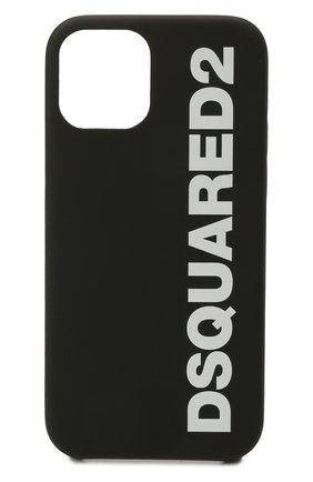 Чехол для iphone 11 pro DSQUARED2 черного цвета, арт. ITM0118 33704318   Фото 1