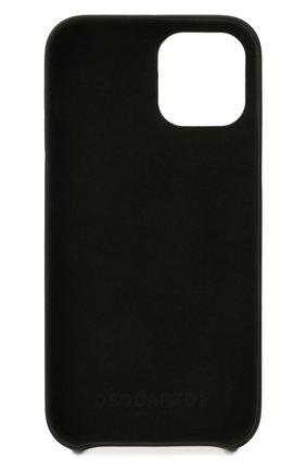 Чехол для iphone 11 pro DSQUARED2 черного цвета, арт. ITM0118 33704318   Фото 2