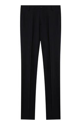 Детские шерстяные брюки DAL LAGO темно-синего цвета, арт. N104/1011/7-12   Фото 1