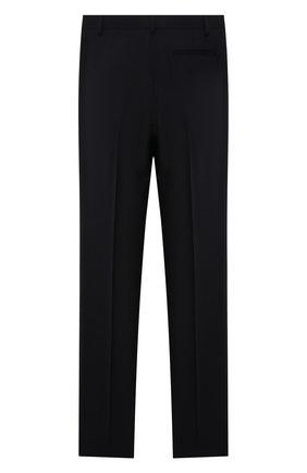 Детские шерстяные брюки DAL LAGO темно-синего цвета, арт. N104/1011/7-12   Фото 2