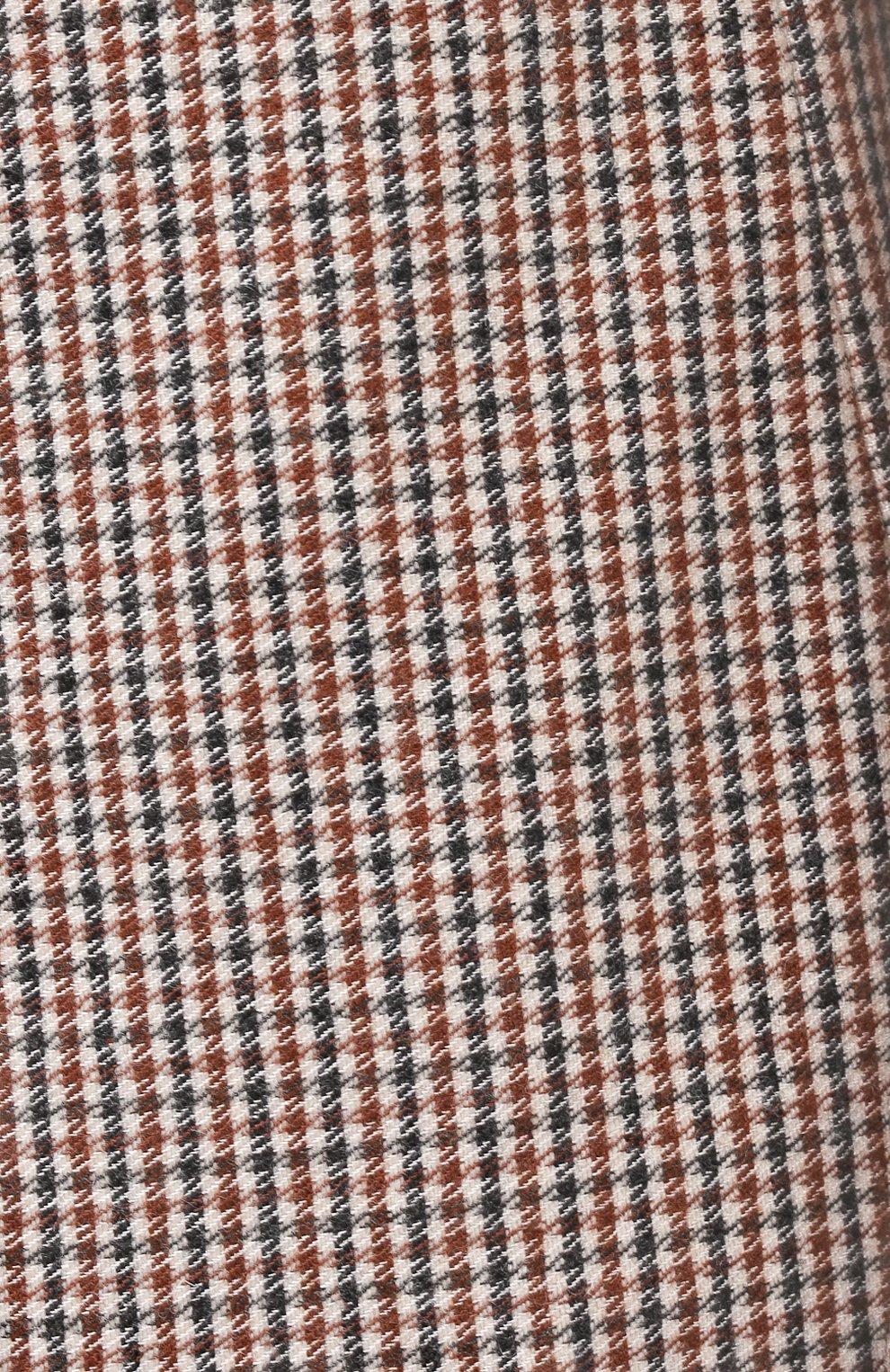 Мужской пиджак из шерсти и вискозы DSQUARED2 разноцветного цвета, арт. S74BN1083/S54011 | Фото 5 (Материал внешний: Шерсть; Рукава: Длинные; Случай: Повседневный; Длина (для топов): Стандартные; Материал подклада: Синтетический материал; 1-2-бортные: Однобортные; Пиджаки М: Приталенный; Стили: Кэжуэл)