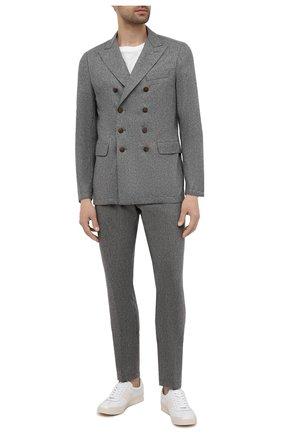 Мужской шерстяной пиджак ELEVENTY темно-серого цвета, арт. D70GIAD06 JAC24018 | Фото 2