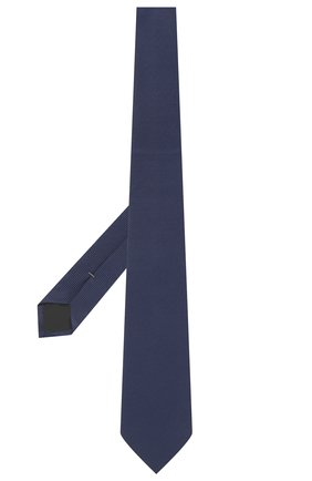 Мужской шелковый галстук ERMENEGILDO ZEGNA синего цвета, арт. Z2D00T/1UM | Фото 2