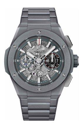 Мужские часы integral grey ceramic HUBLOT бесцветного цвета, арт. 451.FX.6923.FX | Фото 1