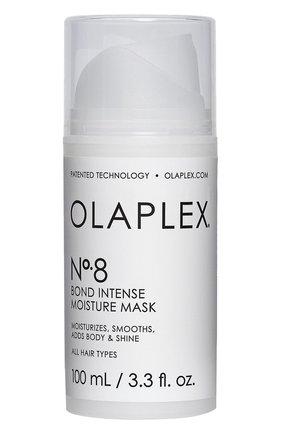 Интенсивно увлажняющая бонд-маска OLAPLEX бесцветного цвета, арт. 896364002947 | Фото 1