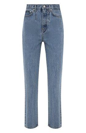 Женские джинсы DOLCE & GABBANA голубого цвета, арт. FTBXDD/G901U | Фото 1