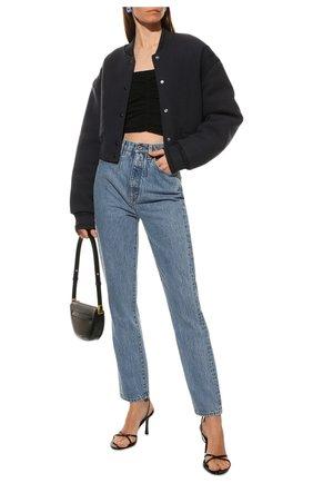 Женские джинсы DOLCE & GABBANA голубого цвета, арт. FTBXDD/G901U | Фото 2