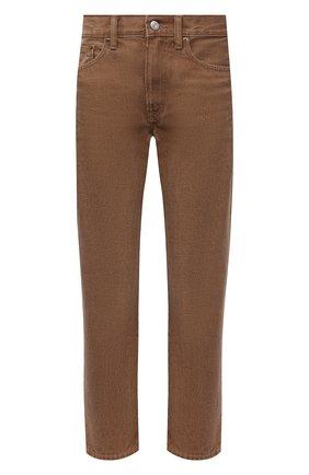 Женские джинсы POLO RALPH LAUREN светло-коричневого цвета, арт. 211834022 | Фото 1