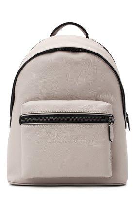 Женский рюкзак charter COACH кремвого цвета, арт. C2286 | Фото 1