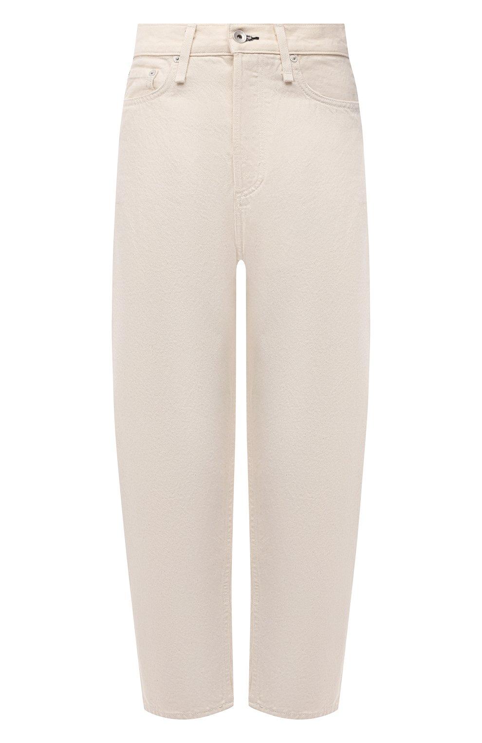 Женские джинсы RAG&BONE кремвого цвета, арт. WDD20F2727X7SH | Фото 1