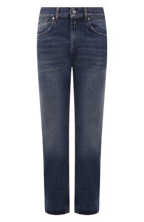 Мужские джинсы 7 FOR ALL MANKIND синего цвета, арт. JS000660SE | Фото 1