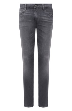 Мужские джинсы 7 FOR ALL MANKIND серого цвета, арт. JSD4R860TW | Фото 1