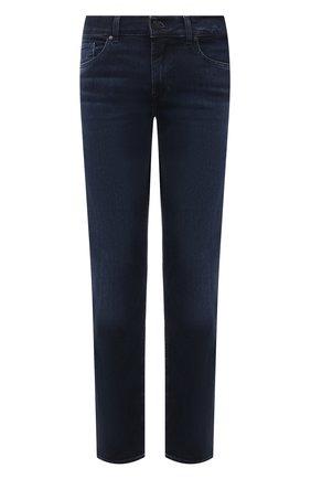 Мужские джинсы 7 FOR ALL MANKIND темно-синего цвета, арт. JSMNR460LL | Фото 1