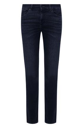 Мужские джинсы 7 FOR ALL MANKIND темно-синего цвета, арт. JSMXR460LL | Фото 1