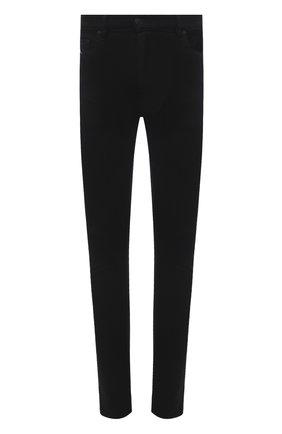Мужские джинсы DIESEL черного цвета, арт. A00712/069EI | Фото 1
