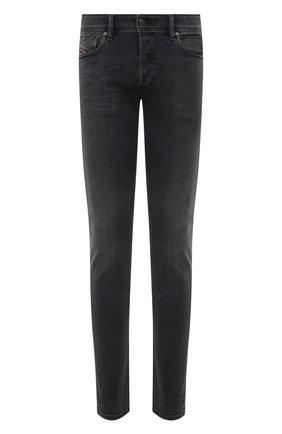 Мужские джинсы DIESEL темно-серого цвета, арт. 00SWJG/09A18 | Фото 1