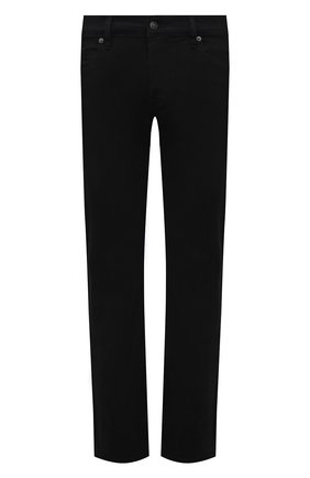 Мужские джинсы DIESEL черного цвета, арт. A00390/009HA | Фото 1