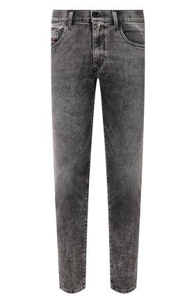 Мужские джинсы DIESEL серого цвета, арт. 00SPW5/009KA | Фото 1