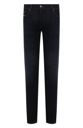 Мужские джинсы DIESEL темно-синего цвета, арт. 00SID9/009ZS | Фото 1