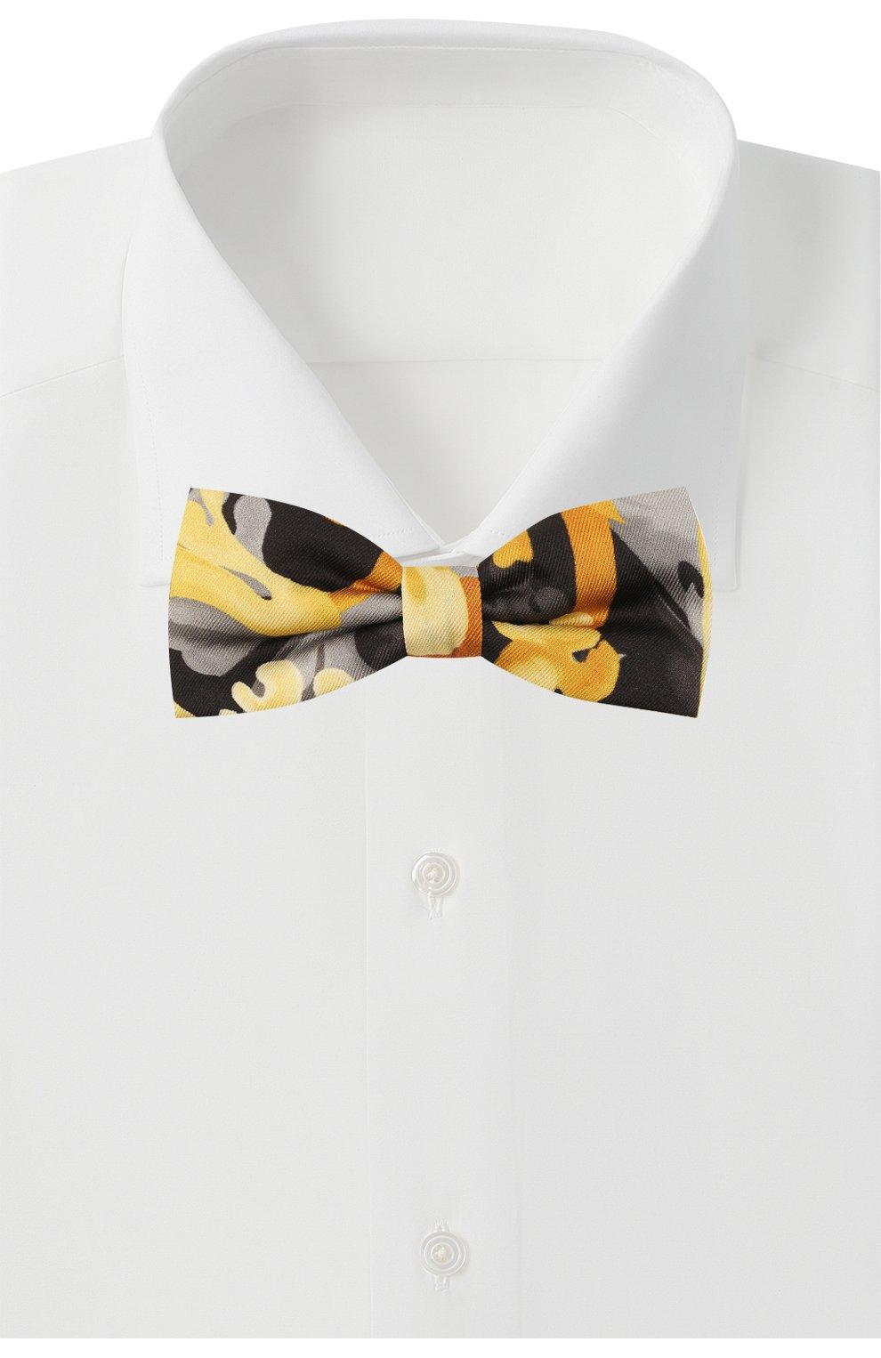 Детский галстук-бабочка VERSACE разноцветного цвета, арт. 1000395/1A01515 | Фото 2