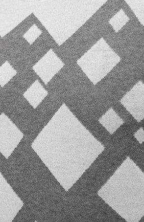 Мужской водолазка CANALI серого цвета, арт. C0020/MY01305 | Фото 5