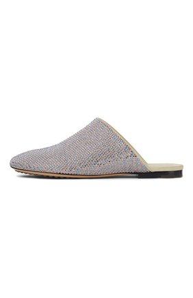 Женского домашние туфли dot BOTTEGA VENETA разноцветного цвета, арт. 667187/V15G1   Фото 1