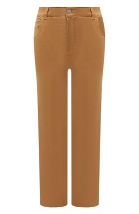 Женские джинсы LORO PIANA желтого цвета, арт. FAL7315 | Фото 1