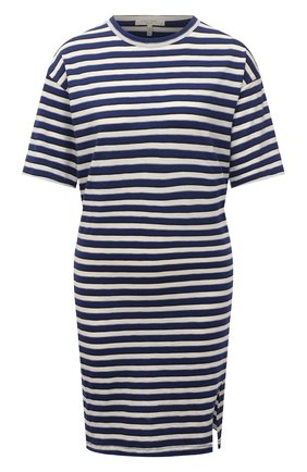 Женское хлопковое платье RAG&BONE разноцветного цвета, арт. WCC21P3040CH40 | Фото 1