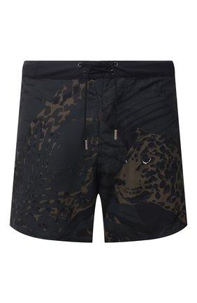 Мужские плавки-шорты SAINT LAURENT разноцветного цвета, арт. 649134/Y2C22   Фото 1