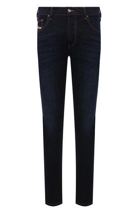 Мужские джинсы DIESEL темно-синего цвета, арт. A00389/009ZS | Фото 1