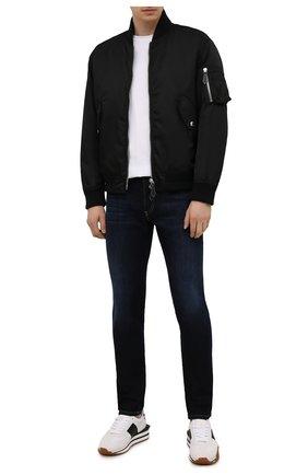 Мужские джинсы DIESEL темно-синего цвета, арт. A00389/009ZS | Фото 2