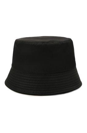 Мужская панама DOLCE & GABBANA черного цвета, арт. GH701A/FUSNT | Фото 3