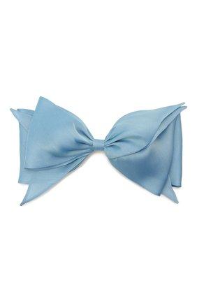 Женская заколка для волос FLOWER ME голубого цвета, арт. ZBOW-NS005010L   Фото 1